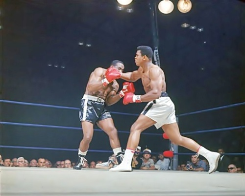GB Ali VS Liston