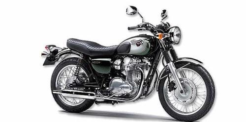 Gb Kawasaki W800